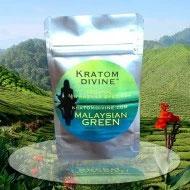 MALAYSIAN GREEN KRATOM POWDER