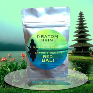 RED BALI KRATOM POWDER